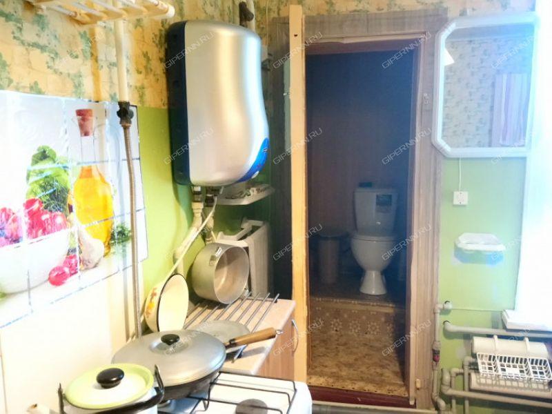 двухкомнатная квартира на улице Речников дом 18 село Дуденево