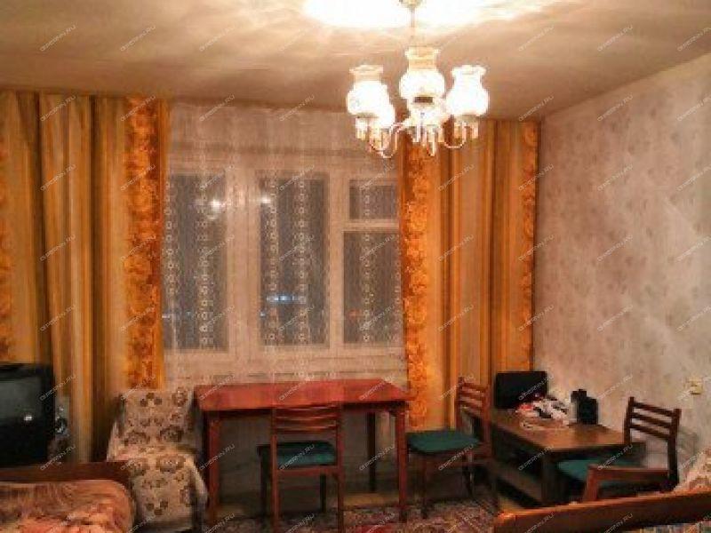 трёхкомнатная квартира на улице Пушкина дом 16 город Саров