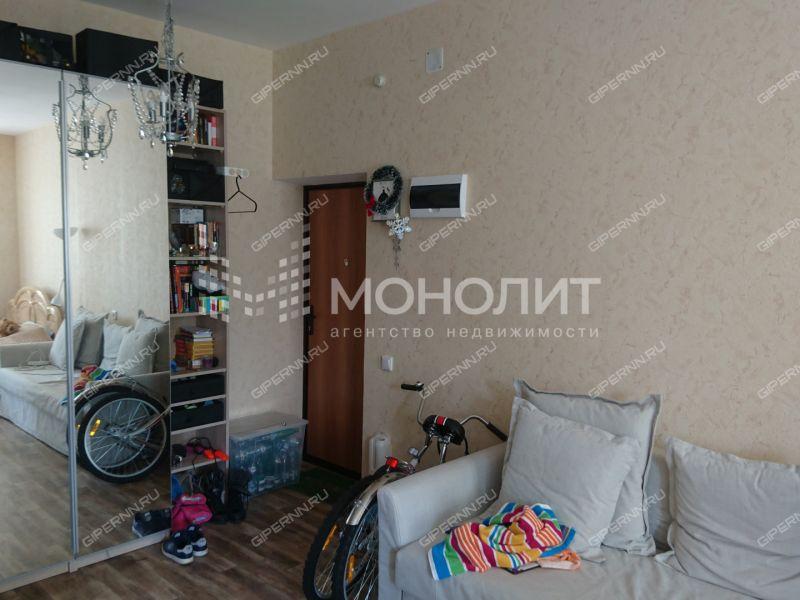 однокомнатная квартира на улице Центральная дом 173б село Каменки